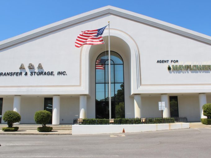 fort walton beach moving and storage company